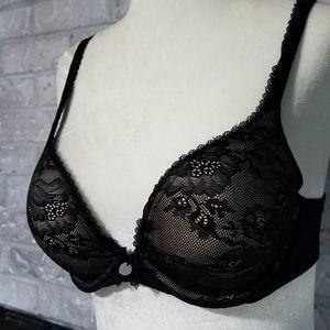 New body by Victoria secret push up lace bra